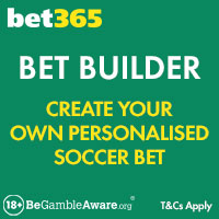Bet365 Bet Builder - Create Your Own Personalised Soccer Bet