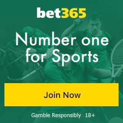 Bet365 Number One For Sports.