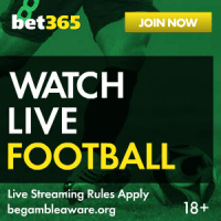 Watch live football with Bet365