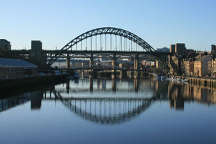 Tyne Bridge, Newcastle Office