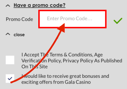 Gala Casino Bonus Code Spend 20 Get 40 20 Free Spins For 2020